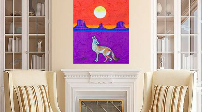 Reasons to Decorate With Southwest Art