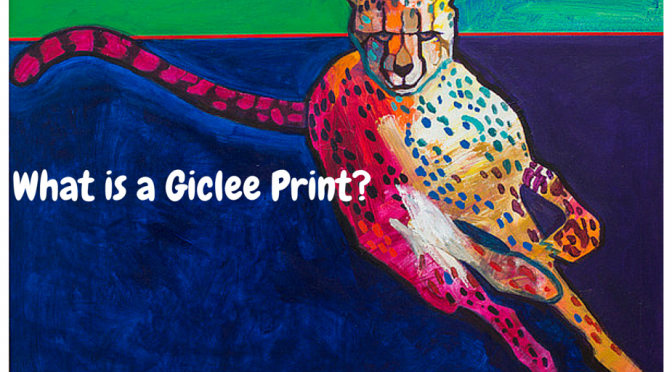 What is a Giclee Print?
