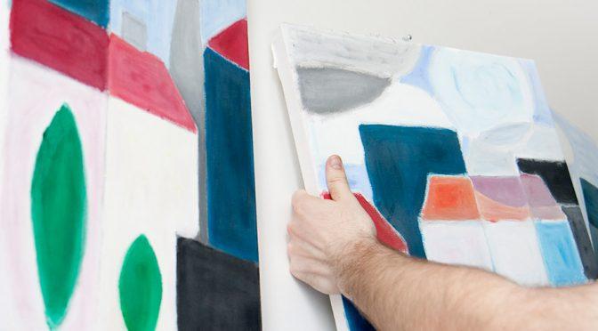 Beginning a Collection of Contemporary Art Decor